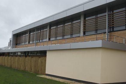 MOA : Mairie de Biscarrosse |MOE : Cabinet GRESY Architectes