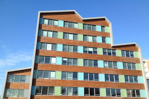 MOA : ANF Immobilie |Promoteur : BOUYGUES Immobilier |MOE : ARTELIA - Atelier Christian de PORTZAMPARC