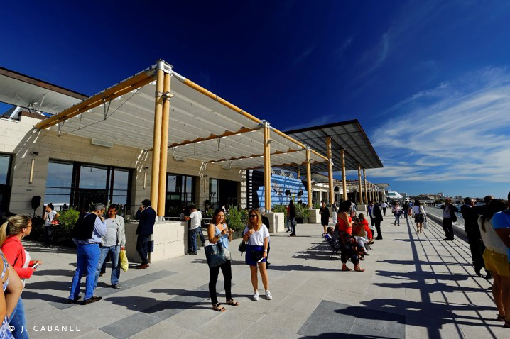 MOA : HAMMERSON Marseille |EG : CAMPENON BERNARD Sud Est |MOE : Atelier Aquitain d'Architectes Associés