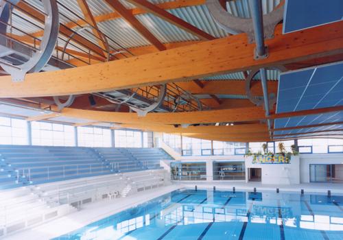 Arbonis angers 49 piscine jean bouin for Piscine jean bouin