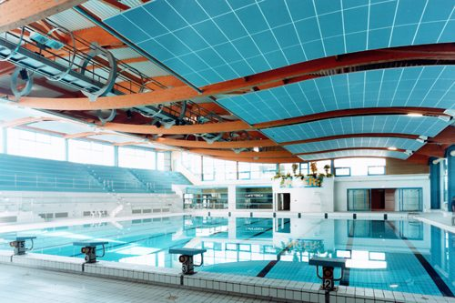Arbonis ouvrages sportifs for Piscine jean bouin