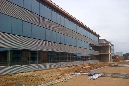 MOA : SCI FLC Investissements |MOE : APSIDE Architecture |EG : CCR