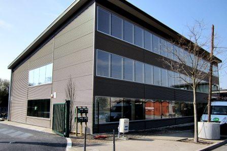 Maître d'ouvrage:CECOBRON SAS/CCR -Maître d'oeuvre:APSIDE ARCHITECTURE