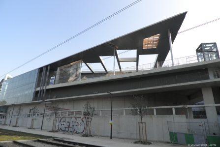 Maître d'ouvrage:SYCTOM  -Maître d'oeuvre:Girus/Architectes Associés pour l'environnement -Mandataire: GTM TP IDF // CMA