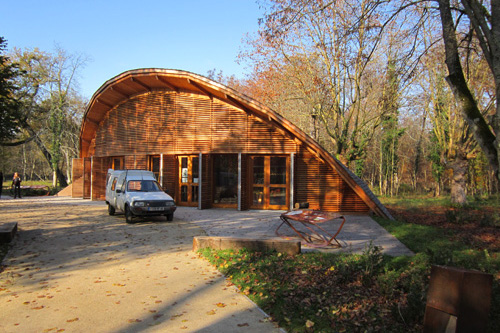 MOA : Comité départemental du Tourisme de Seine et Marne |MOE : INCA - SINEQUANON