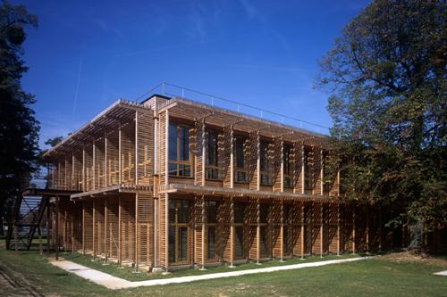 MOA : Conseil général de l'Essonne | MOE : Philippe GAZEAU Architecte