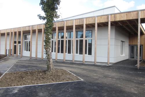 MOA : Commune de St Martin de Queyrières |MOE : R+4 Architectes