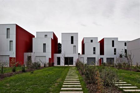 Maître d'ouvrage:Icade/Nouveau Logis Meridionnal -Maître d'oeuvre:Puig Pujol Architectes/ Agence Dominique ALET