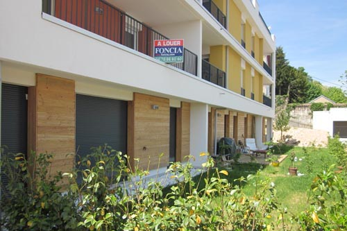MOA : SOGESTIM Grenoble | MOE : CRB Architectes