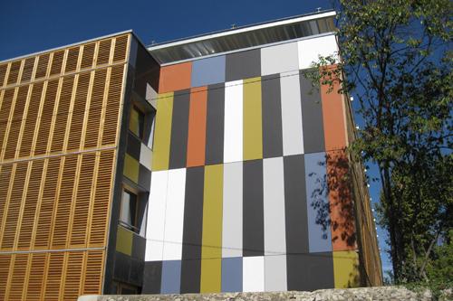 MOA : Rectorat de l'Académie de Montpellier |MOE : Atelier Philippe MADEC |Mandataire : DUMEZ Sud