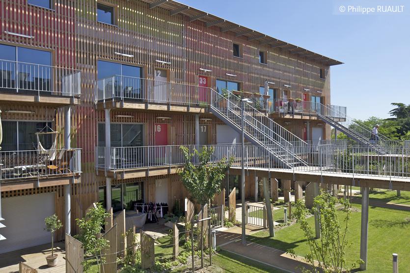 Maître d'ouvrage:OPPIDEA -Maître d'oeuvre:109 Architectes//Benoît IMBERT Architecture