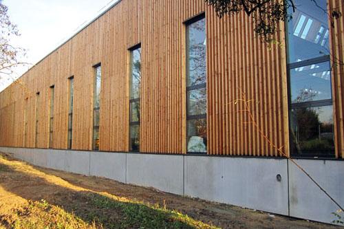 MOA : Région Centre |MOE : Cabinet Hermann KAUFMANN - Atelier AWI |Co-traitant : ATS - BARCO