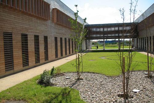 MOA : Conseil régional d'Auvergne | Ct E. NEBOUT | EG : SOBEA Auvergne