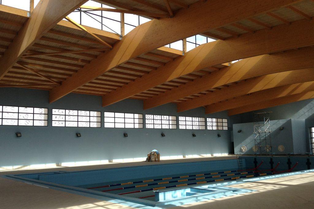 Arbonis guercif maroc centre sportif gymnase piscine for Centre sportif terrebonne piscine