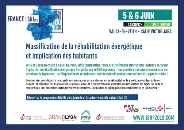 INVITATION ISHF2019